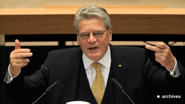 Pastor evangélico Joachim Gauk es el nuevo Presidente de Alemania