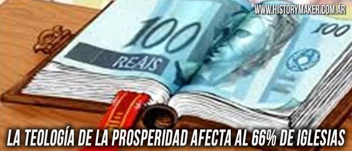 teologia de la prosperidad afecta a los cristianos