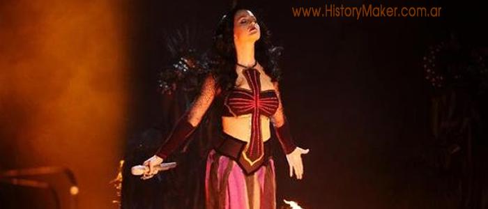 Katy Perry pastores se apartan de Dios
