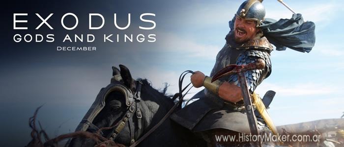 Moisés un auténtico guerrero primer trailer Exodus