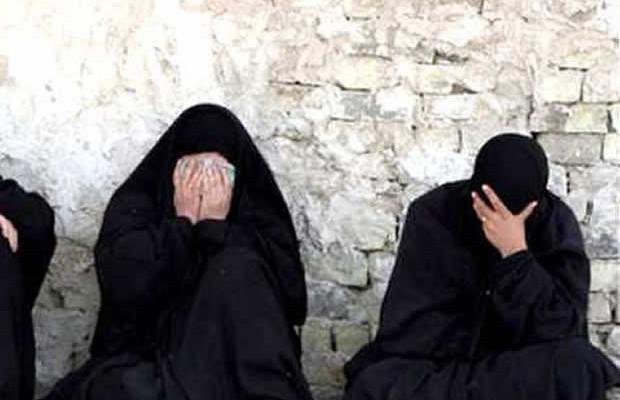 IS hace esclavas sexuales a las cristianas