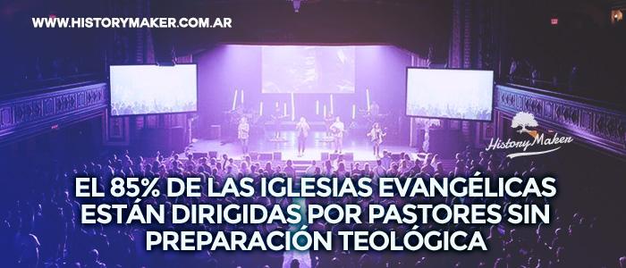 iglesias-evangélicas-dirigidas-pastores-preparación-teológica