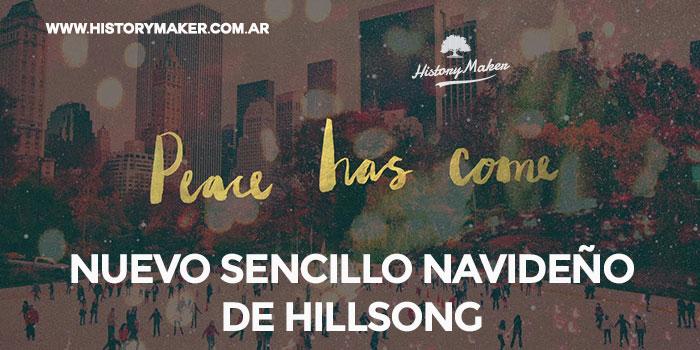 nuevo-sencillo-hillsong-Peace-Has-Come