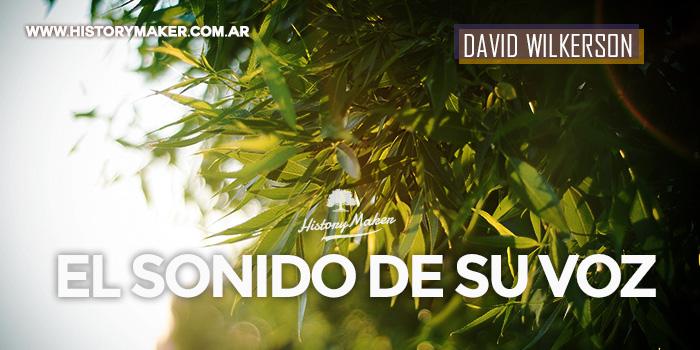 El-sonido-de-su-voz---David-Wilkerson