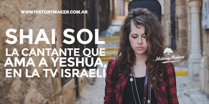 Shai-Sol-la-cantante-que-ama-a-Yeshua,-en-la-TV-israelí