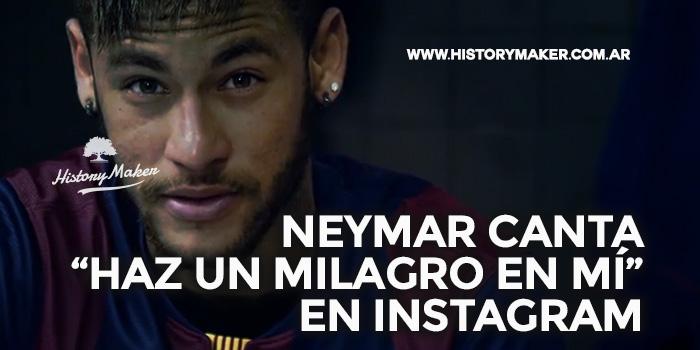 Neymar-'Haz-un-milagro-en-mí'-Instagram