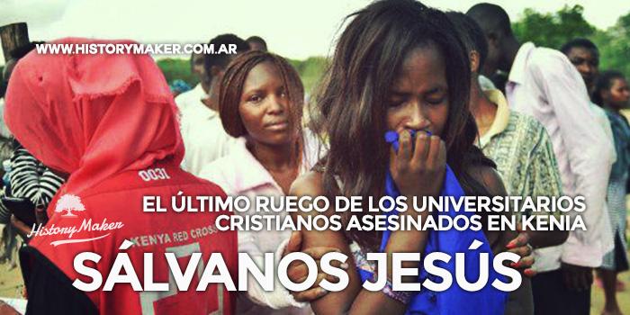 Salvanos-Jesus