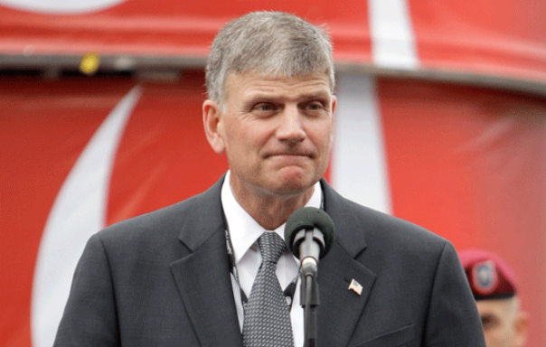 Franklin Graham no está seguro de que Barack Obama sea cristiano