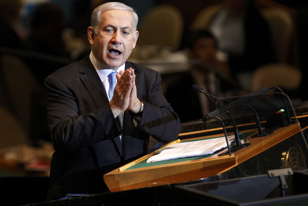 presidente_Israel_Benjamin_Netanyahu