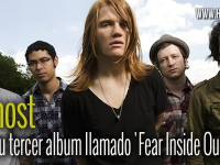 the almost Vuelve con su tercer album llamado Fear Inside Our Bones