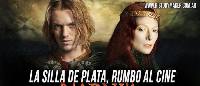 Las Crónicas de Narnia - La Silla de Plata - camino al cine