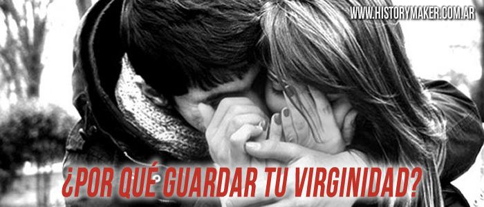 Por qué guardar tu virginidad