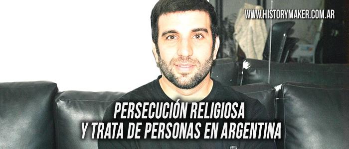 Persecución religiosa y trata de personas en Argentina