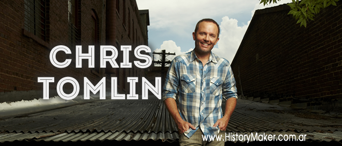 CHRIS TOMLIN biografia