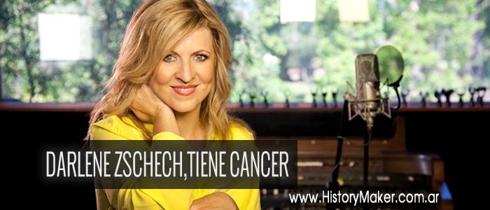Darlene Zschech, ex líder de Hillsong, tiene cáncer