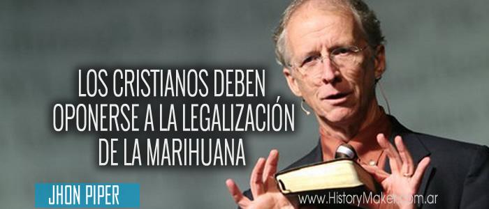 Los cristianos deben oponerse a la legalización de la marihuana