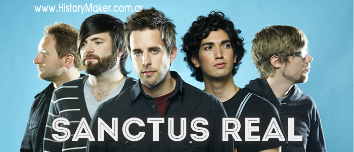 Sanctus Real  biografia