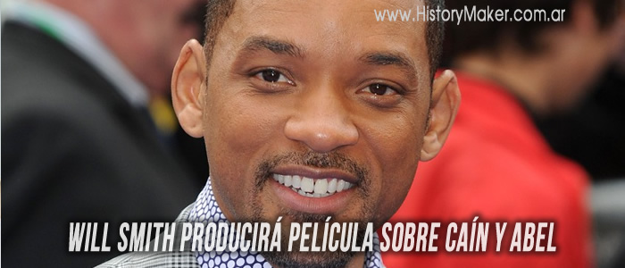 Will Smith producirá película sobre Caín y Abel