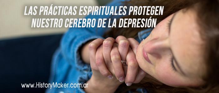 Las prácticas espirituales protegen nuestro cerebro de la depresión