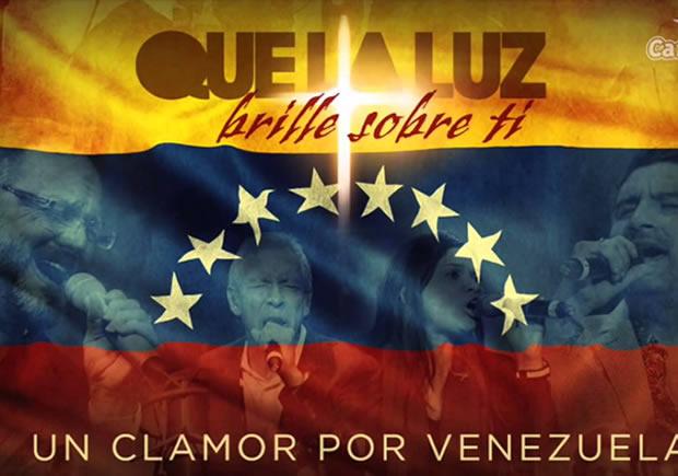 Venezuela Que la luz brille sobre ti