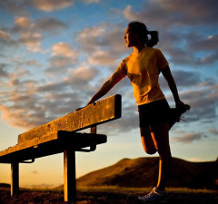 Dios a través del ejercicio físico