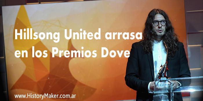 Hillsong United arrasa en los Premios Dove