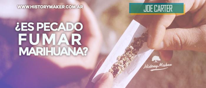 Joe-Carter-Es-pecado-fumar-marihuana