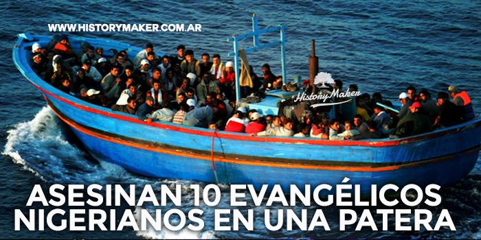 Asesinan-10-evangélicos-nigerianos-en-una-patera