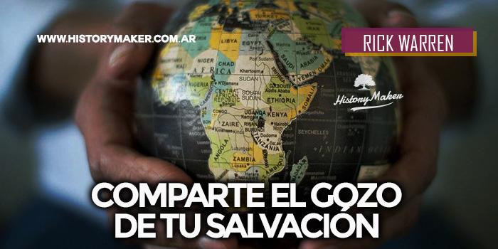 Comparte-el-Gozo-de-tu-Salvación-Rick-Warren