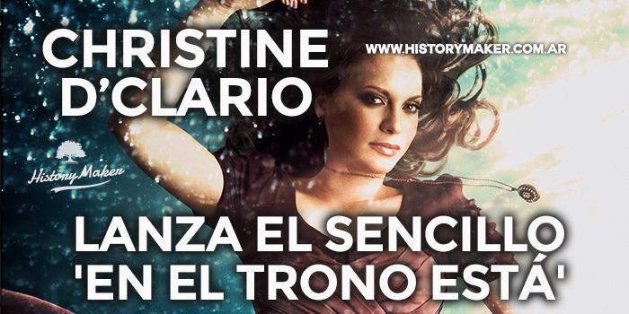 Christine-D'Clario-sencillo-'En-el-Trono-Está'