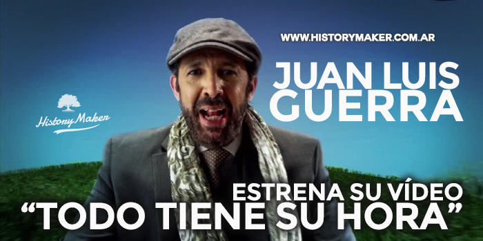 Juan-Luis-Guerra-vídeo-'Todo-tiene-su-hora'