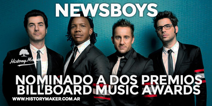 Newsboys-nominado-premios-Billboard-Music-Awards